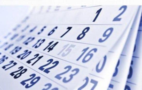 Calendarul sărbătorilor legale: 14 zile libere în 2018